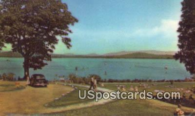 Endicott Park - White Mountains, New Hampshire NH Postcard