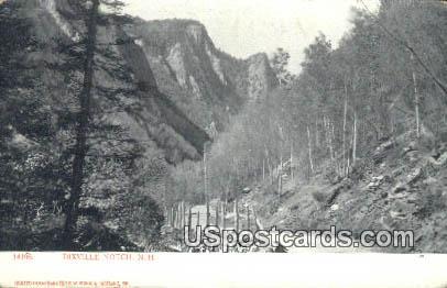 Dixville Notch, NH Postcard      ;      Dixville Notch, New Hampshire