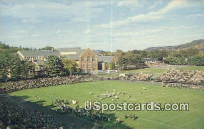 Memorial Field - Hanover, New Hampshire NH Postcard