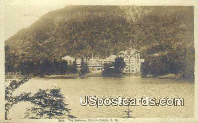 Real Photo - The Balsams - Dixville Notch, New Hampshire NH Postcard