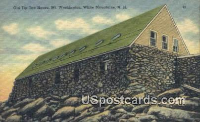 Old Tip Top House - White Mountains, New Hampshire NH Postcard