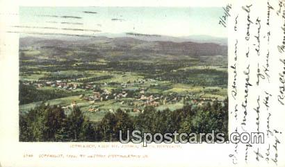 Mt Agassiz - White Mountains, New Hampshire NH Postcard