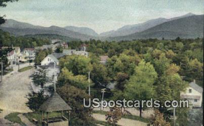 Copr WM L Hallworth - Malden, New Hampshire NH Postcard