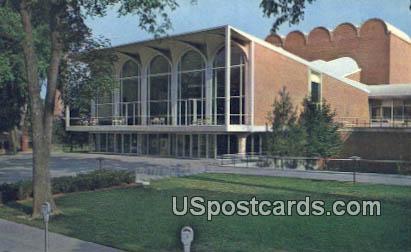 Hopkins Center at Dartmouth College - Hanover, New Hampshire NH Postcard