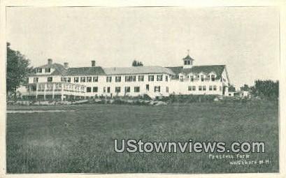 Prescott Farm - Wolfeboro, New Hampshire NH Postcard