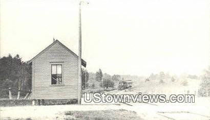 Reproduction - Fernald Station - Wolfeboro, New Hampshire NH Postcard