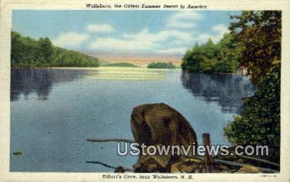 Robert's Cove - Wolfeboro, New Hampshire NH Postcard