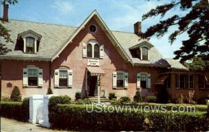 Franklin Arms  - Bloomfield, New Jersey NJ Postcard