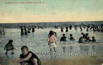 Asbury Park, New Jersey, NJ, Postcard