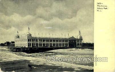 The Casino - Asbury Park, New Jersey NJ Postcard