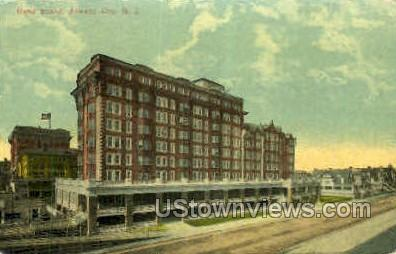 Hotel Strand - Atlantic City, New Jersey NJ Postcard