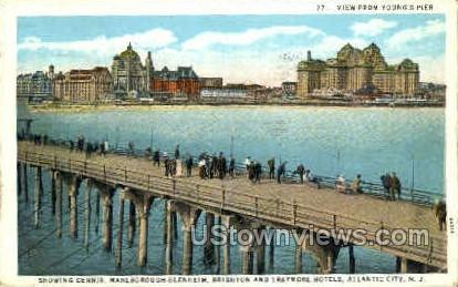 Traymore Hotels - Atlantic City, New Jersey NJ Postcard