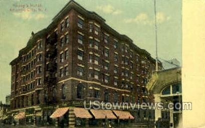 Young's Hotel - Atlantic City, New Jersey NJ Postcard