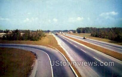 New Jersey Turnpike - Misc Postcard