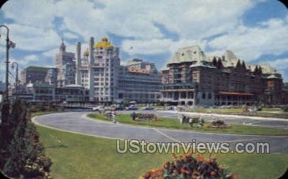 The Marlborough Blenheim - Atlantic City, New Jersey NJ Postcard