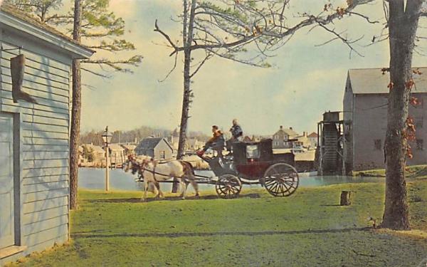 Smithville Inn Absecon, New Jersey Postcard