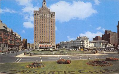 Brighton Park Atlantic City, New Jersey Postcard