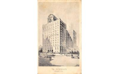 The Madison Atlantic City, New Jersey Postcard