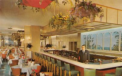 Conrad's Colonial Steak House Atlantic City, New Jersey Postcard