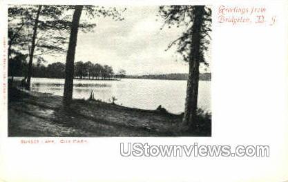 Greetings From  - Bridgeton, New Jersey NJ Postcard
