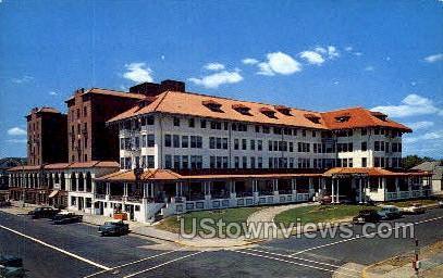 Lariene Hotel - Bradley Beach, New Jersey NJ Postcard