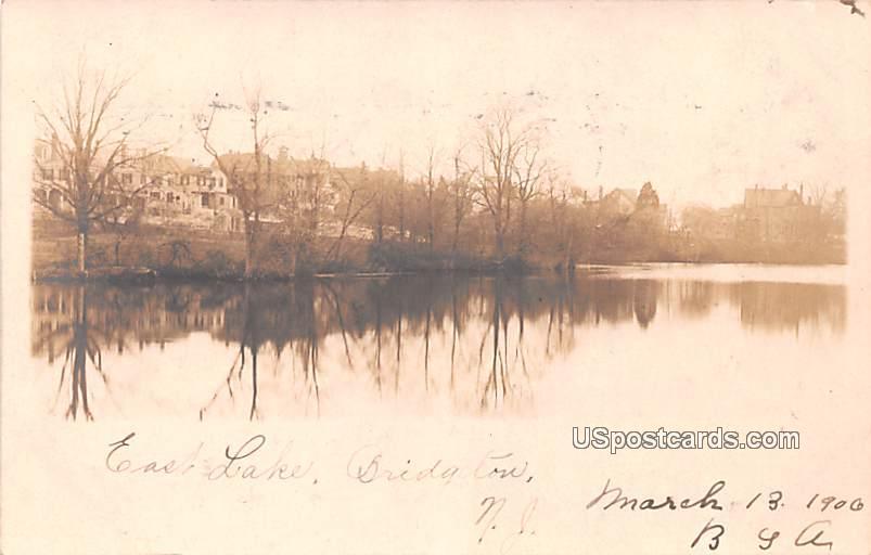 East Lake - Bridgeton, New Jersey NJ Postcard