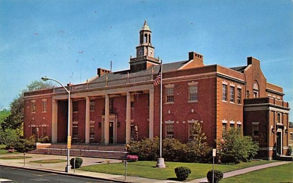 Municipal Building Bloomfield, New Jersey Postcard