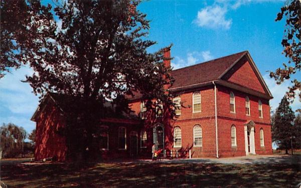 Old Cohansey Church Bridgeton, New Jersey Postcard