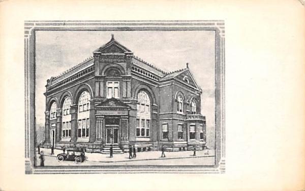 Phtographed by E.B. Garrison, Bridgeton NJ New Jersey Postcard