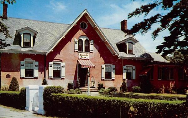 Franklin Arws Bloomfield, New Jersey Postcard