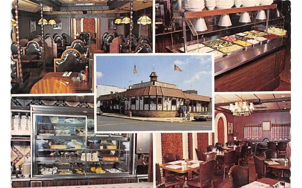 Willie's Diner & Restaurant Bloomfield, New Jersey Postcard