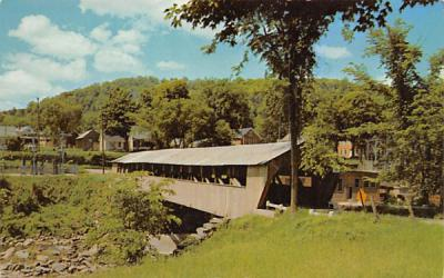 The Old Landmark Beverly, New Jersey Postcard