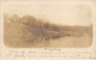 Bridgeton New Jersey Postcard