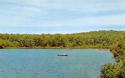 New Jersey 4-H Camp Postcard