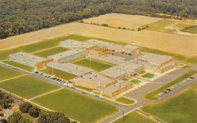 Bridgeton High School New Jersey Postcard