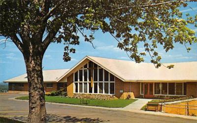 Methodist Manor Branchville, New Jersey Postcard