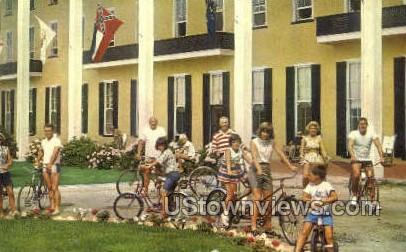 Historic Congress Hall Hotel  - Cape May, New Jersey NJ Postcard