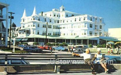 Cape May, New Jersey, NJ Postcard