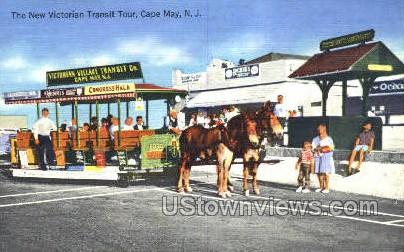 New Victorian  - Cape May, New Jersey NJ Postcard