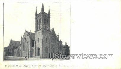 Centenary Me Church  - Camden, New Jersey NJ Postcard