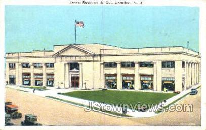 Sears Roebuck And Comp  - Camden, New Jersey NJ Postcard