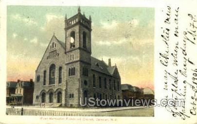 First Methodist Episcopal Church  - Camden, New Jersey NJ Postcard