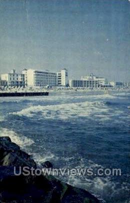 Marquis De Lafayette Inn  - Cape May, New Jersey NJ Postcard