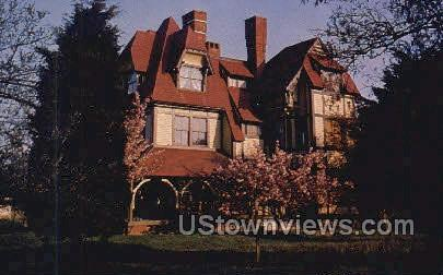 Emlen Physick House  - Cape May, New Jersey NJ Postcard