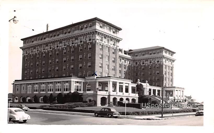 Hotel - Cape May, New Jersey NJ Postcard