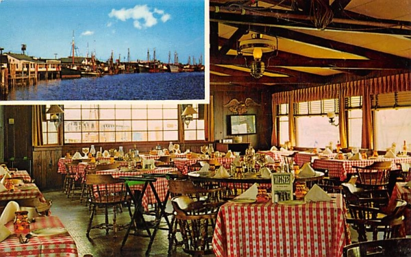 The Lobster House Cape May, New Jersey Postcard