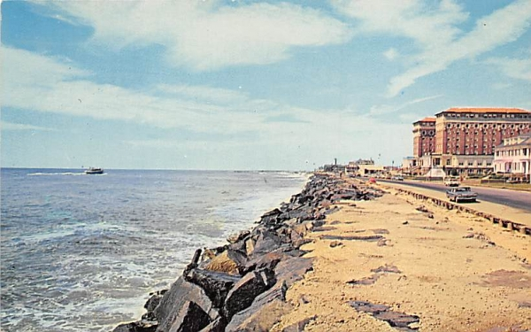 Christian Admiral Cape May, New Jersey Postcard