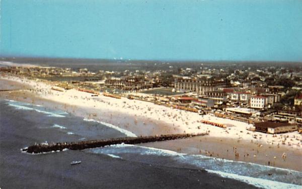 America's Oldest Seashore Resort Cape May, New Jersey Postcard