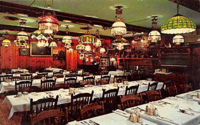 Larison's Turkey Farm Inn Chester, New Jersey Postcard
