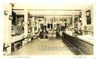 Old Country Store, Wayside Inn - East Rutherford, New Jersey NJ Postcard